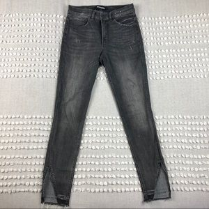 [Express] Denim Pefect Ankle High Rise Jeans